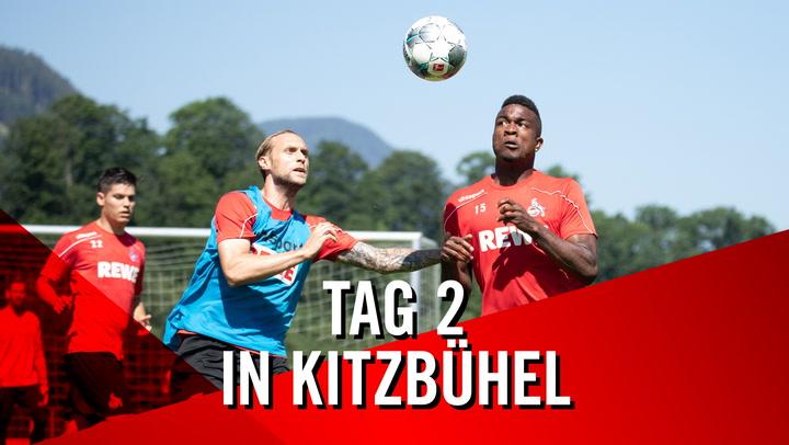 Tag 2 in Kitzbühel
