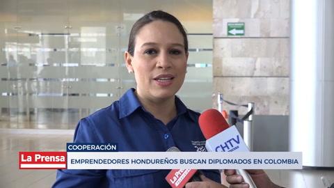 Emprendedores Hondureños Buscan Diplomados En Colombia