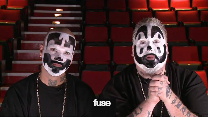 Interviews:  Insane Clown Posse Review Katy Perry