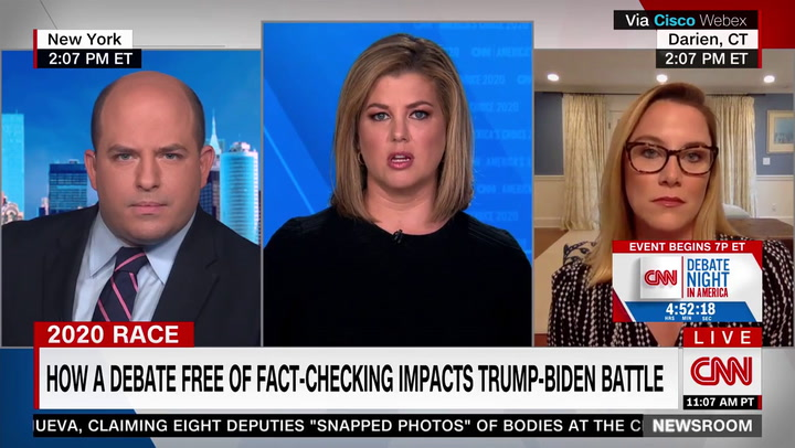 S.E. Cupp: Attacking Biden's Cognitive Abilities 'Rich,' Considering Trump's 'Evident Mental Decline'