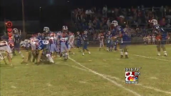St. James at Moberly FNF Week Five
