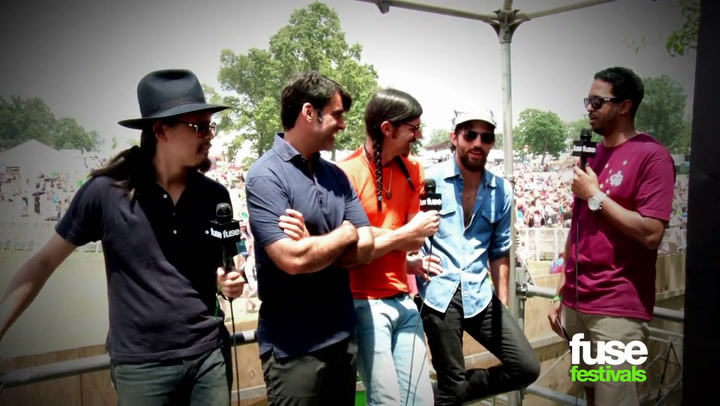 Bonnaroo 2014: Why The Avett Brothers Won't Work With Professional Singers