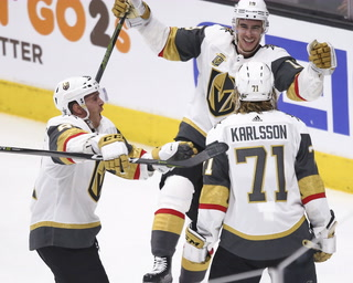 Golden Edge: Knights have a chance to sweep the Kings