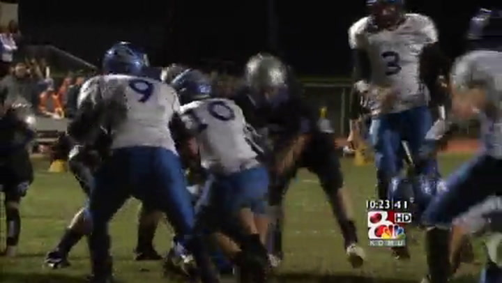 Montgomery County at South Callaway FNF Week Nine