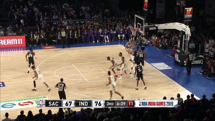 Las 5 mejores jugadas de la jornada de pretemporada de la NBA