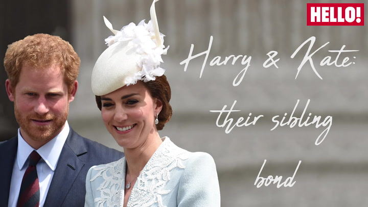 Harry And Kate: Their Sibling Bond