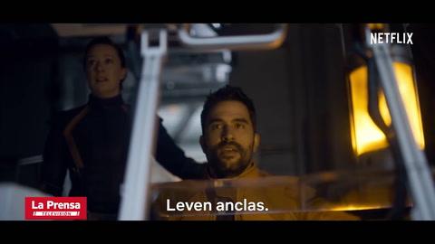 Netflix muestra tráiler de Perdidos en el espacio: Temporada 2