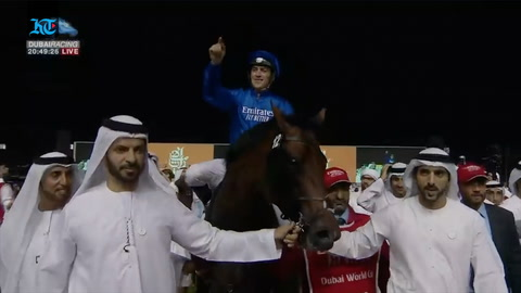 Why Dubai World Cup 2019 will go down in history