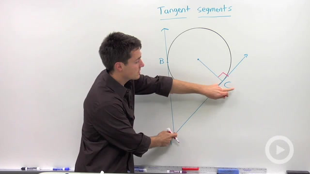 Tangent Segments to a Circle