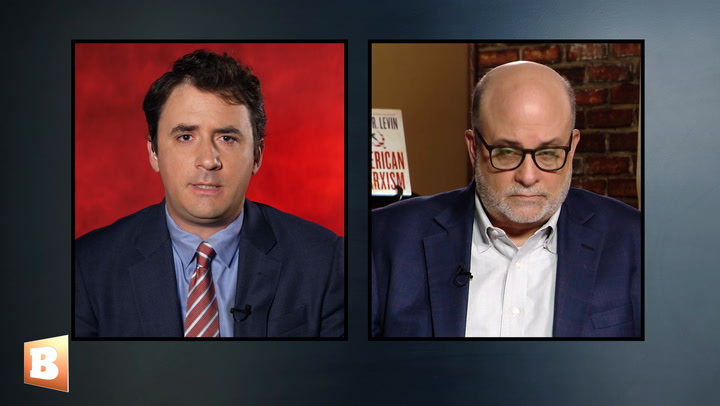 Mark Levin Explains Today's Radical Environmentalism: It's a Marxist Degrowth Movement