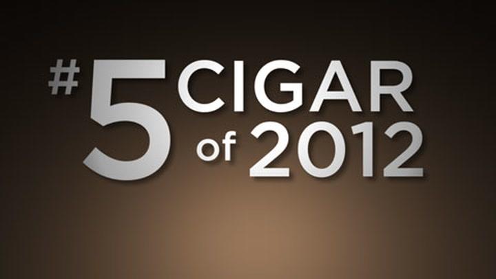 2012 No. 5 Cigar