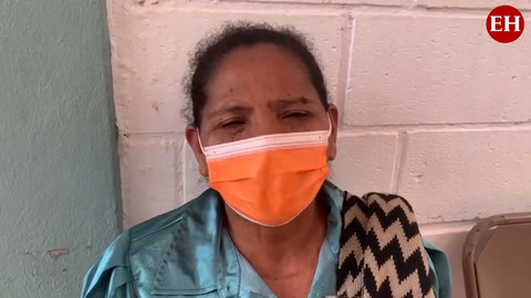 Hondureña invita a misquitos a vacunarse contra el coivd-19
