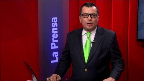 Noticiero LA PRENSA Televisión, edición completa del 13 de agosto del 2019.