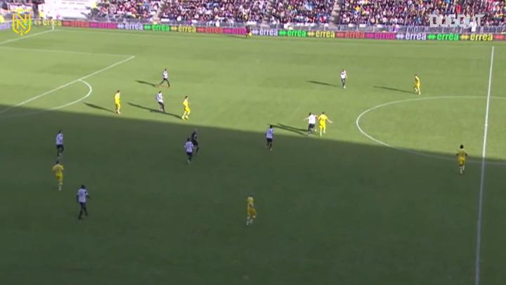 Filip Djordjevic secure Nantes win vs Angers
