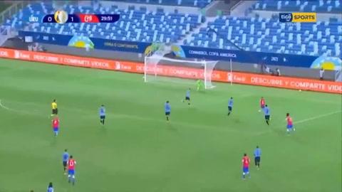 Chile 1-1 Uruguay (Copa América)