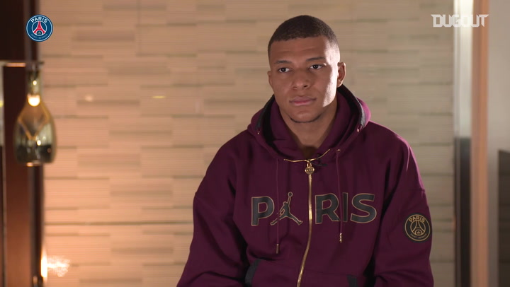 Kylian Mbappé: 'I still have to improve'