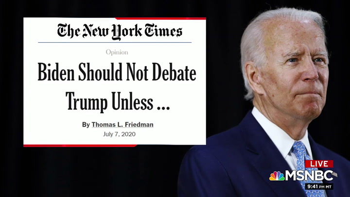 Carville: 'Of Course, Biden Wants to Debate Trump -- Trump Is a Doofus-Dolt'