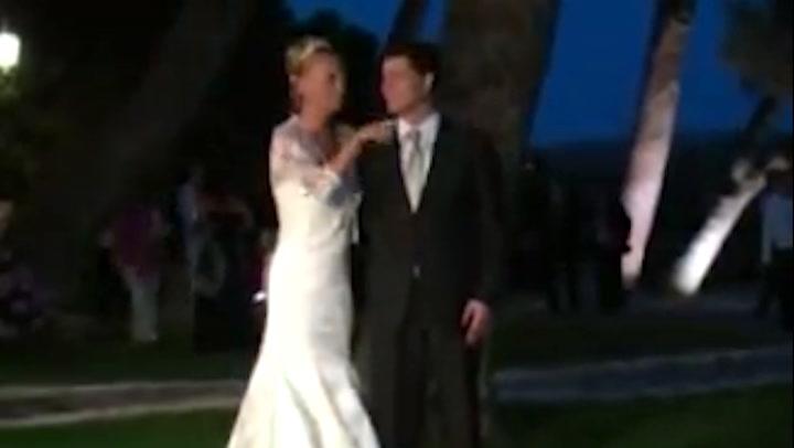 Así fue la boda de Belén Esteban con Fran Álvarez