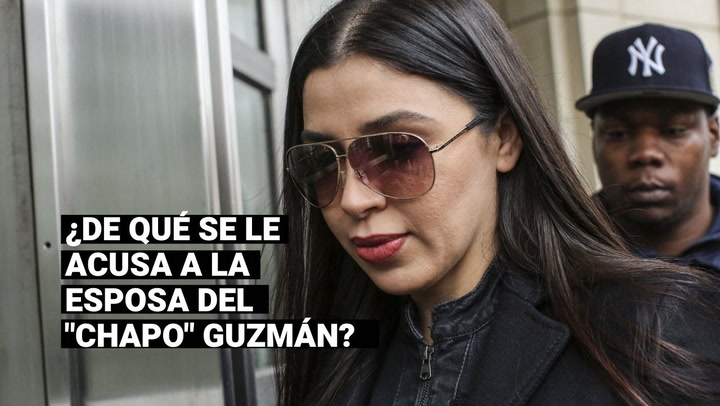 Emma Coronel, esposa de 'El Chapo' Guzmán, enfrenta cargos internacionales de narcotráfico