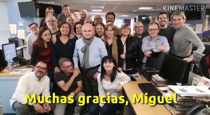 Fallece el mítico fotógrafo Miguel Moreno