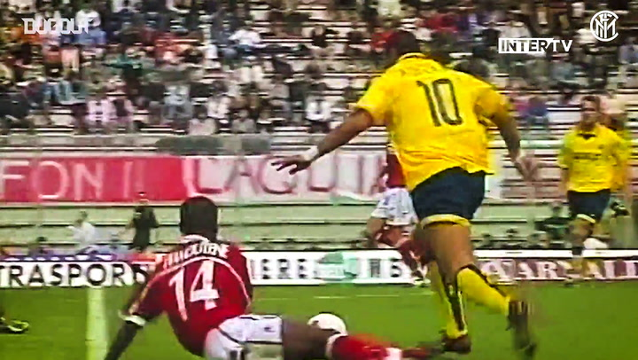 Inter'in İki Brezilyalı Efsanesi: Ronaldo & Adriano