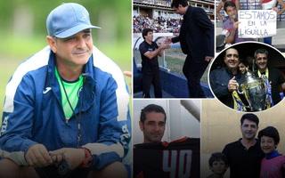 Diego Vázquez: Ocho fotos y respuestas especiales para cada una