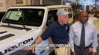 "Who is high stakes sports bettor ""Mattress Mack?"""
