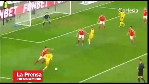 Rusia 1-4 Bélgica (Eliminatoria Eurocopa 2020)