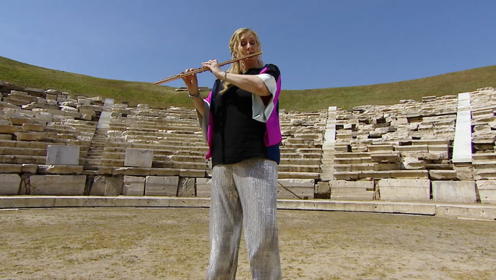 Watch the Trailer for Odyssey: The Chamber Music Society in Greece, Heading to PBS