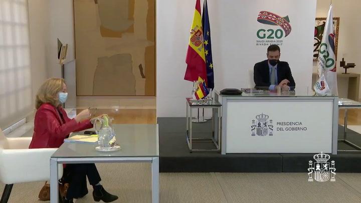 Pedro Sánchez defenderá el acceso universal a la vacuna para el combatir el coronavirius