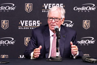 Bill Foley proud of team's effort on and off the ice at home opener