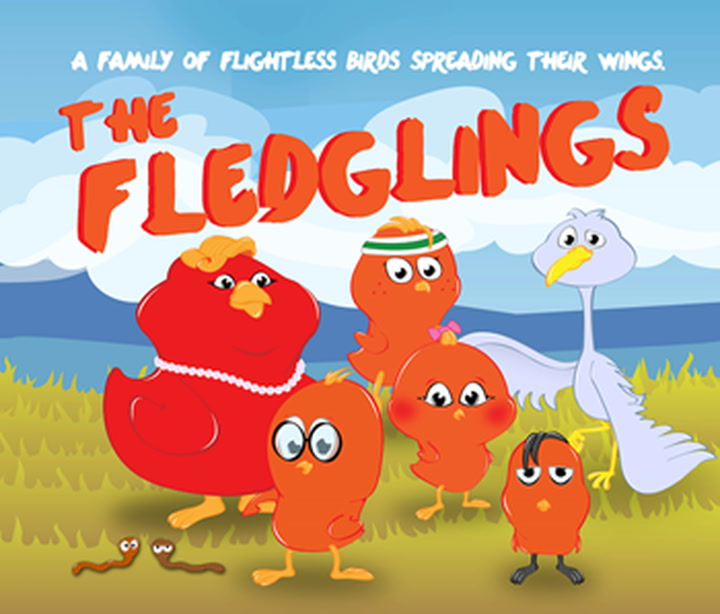 Replay Fledglings - Mardi 21 Septembre 2021