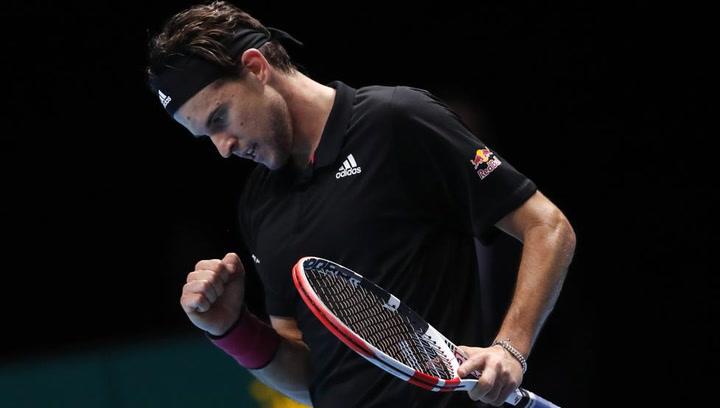 Thiem vence a Djokovic y alcanza la final del NITTO ATP Finals
