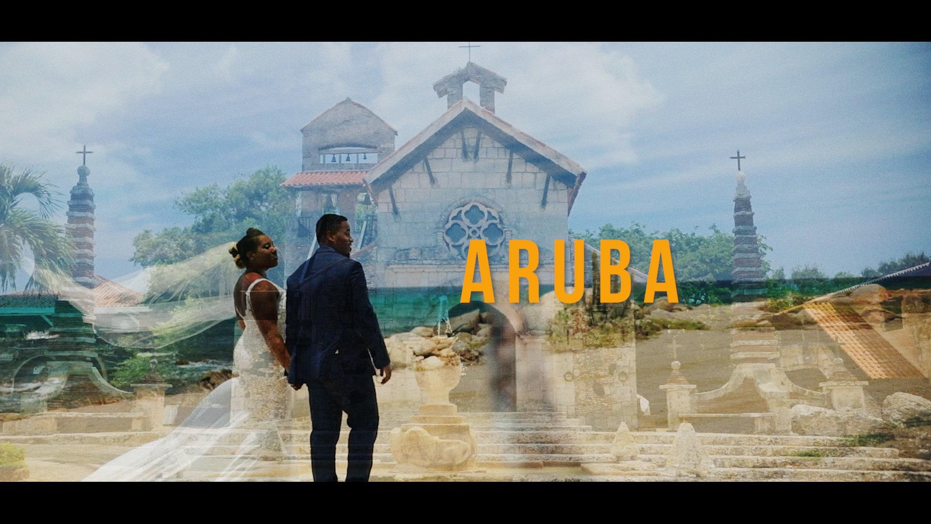 Mercedes + Alexander | Aruba, Aruba | Hyatt Regency Aruba