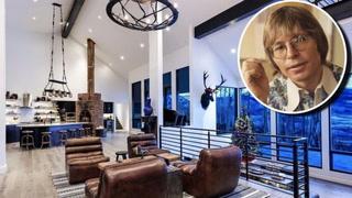 John Denver Home That Inspired Hit Song Is on the Market for $11M