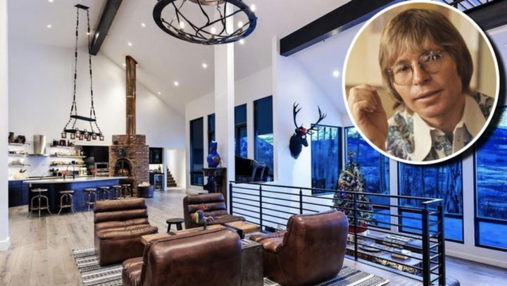 John Denver Home That Inspired Hit Song Is on the Market for $11M