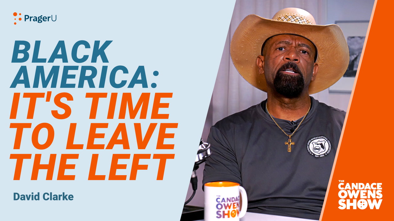 Black America: It's Time to Leave the Left