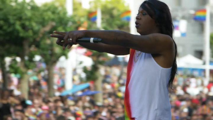 Big Freedia Takes Over San Francisco Pride