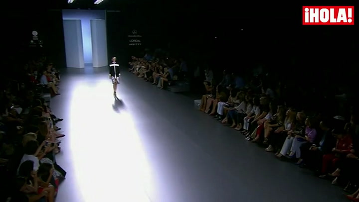 Fashion Week Madrid primavera-verano 2015: Juana Martín
