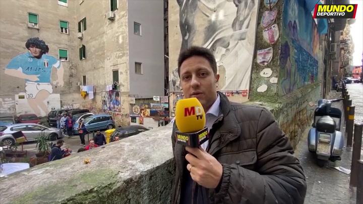 La previa del Nápoles-Barça