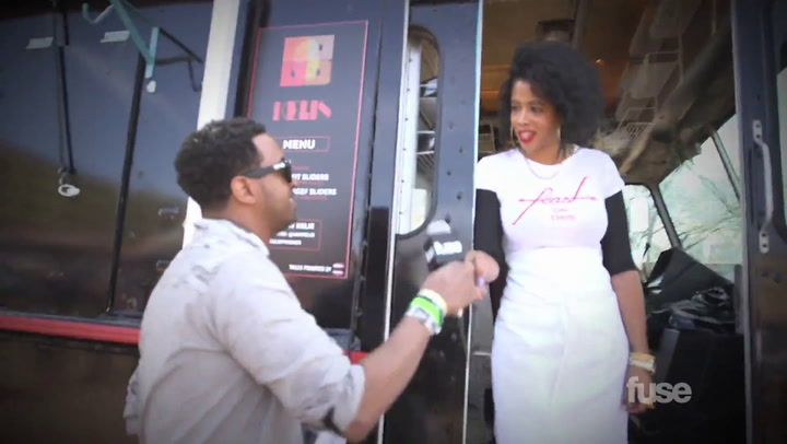 "SXSW 2014:  Kelis on Her New Album 'Food' ""We Were Just Joking and Eating and Cooking and Writing"""