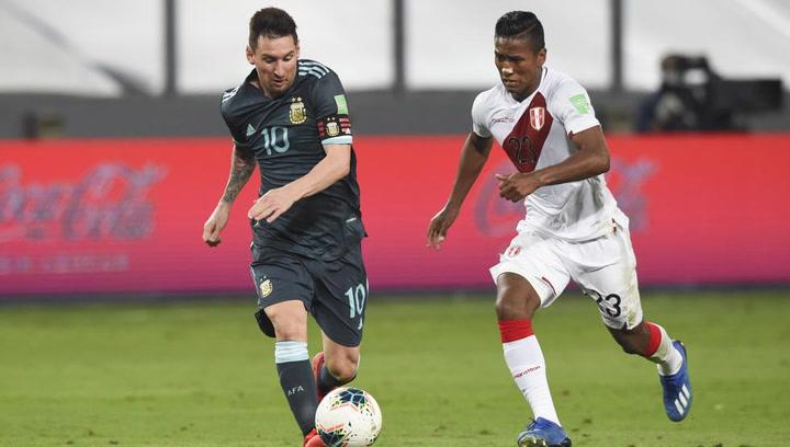 Resumen del partido Uruguay-Argentina (0-2), por las eliminatorias para el Mundial Qatar 2022