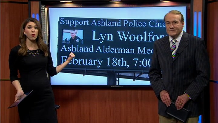 Ashland Police Chief recently proposed new employment contract