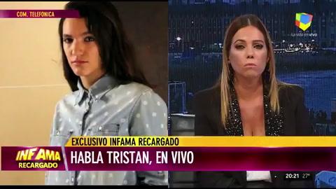 Tristán respondió a la denuncia de acoso de Rita Pauls