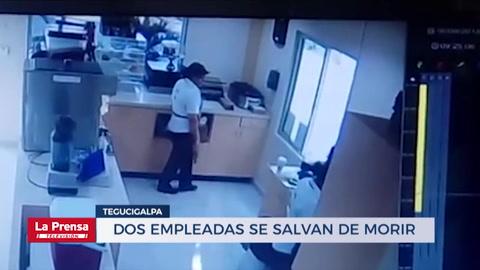 Sucesos, resumen del 16-8-2018. Dos empleadas se salvan de morir