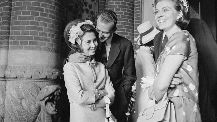 La historia de amor de don Juan Carlos y doña Sofía