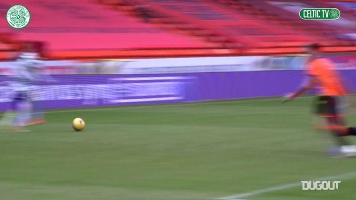 Ajeti's dramatic late winner vs Dundee United