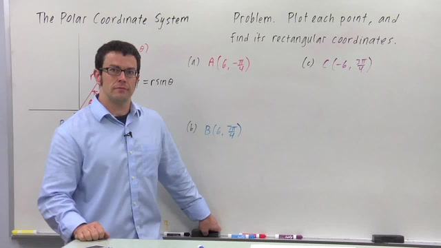 Introduction to Polar Coordinates - Problem 3