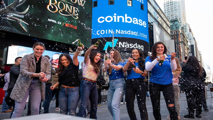 Is Coinbase's Stock Overvalued?