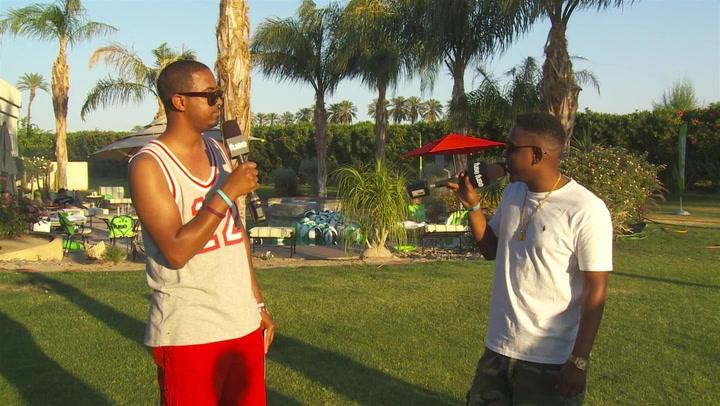 Kendrick Lamar Talks Bringing Hope to His City: #TBT 2012
